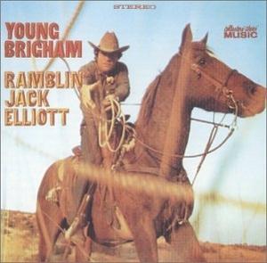 Young Brigham album cover