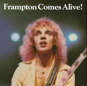 Frampton Comes Alive! album cover