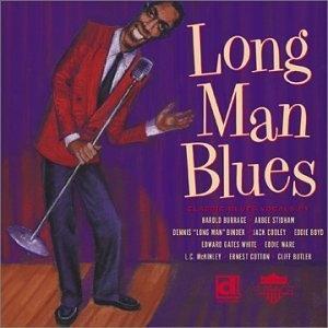 Long Man Blues album cover