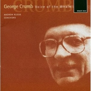 George Crumb: Voice Of The Whale album cover