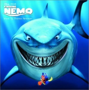 Finding Nemo  (Soundtrack) album cover
