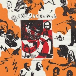 Axxa-Abraxas album cover