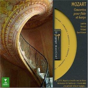 Mozart: Concertos Pour Flute Et Harpe album cover