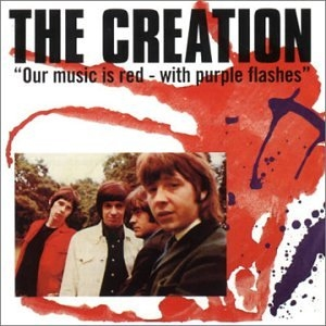 Our Music Is Red-With Purple Flashes album cover
