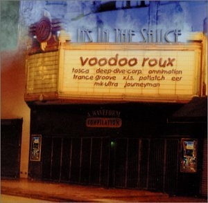 Voodoo Roux album cover