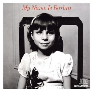 My Name Is Barbra album cover