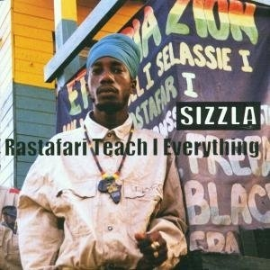 Rastafari Teach I Everything album cover