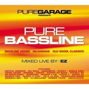 Pure Garage Presents Pure Bassline album cover