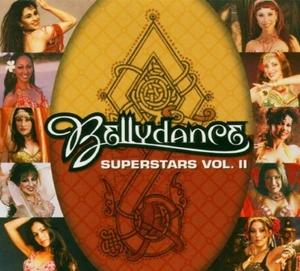 Bellydance Superstars Vol. II album cover