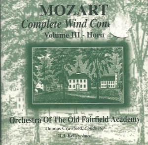 Mozart: Complete Wind Concerti Vol.3 album cover