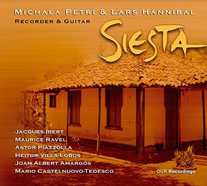 Siesta album cover