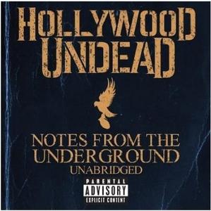 Notes From The Underground: Unabridged album cover