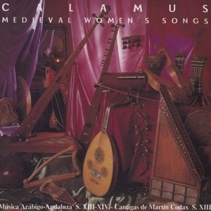 Medieval Women's Songs album cover
