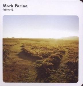 Fabric 40 album cover