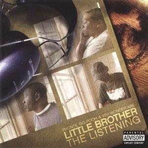 The Listening album cover