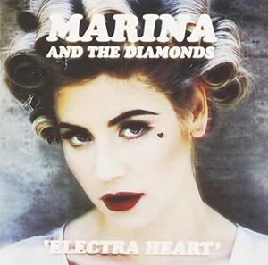 Electra Heart album cover