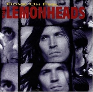Come On Feel The Lemonheads album cover