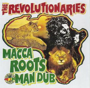 Macca Rootsman Dub album cover