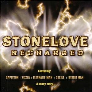 Stonelove: Recharged album cover