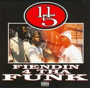 Fiendin 4 Tha Funk album cover