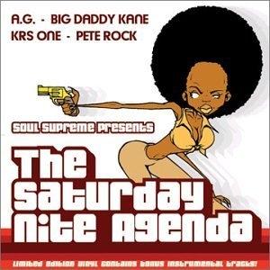 The Saturday Nite Agenda album cover