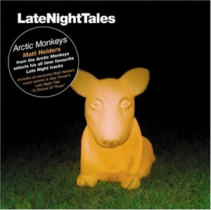 LateNightTales: Arctic Monkeys (Matt Helders) album cover