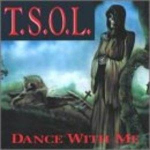 Dance With Me album cover
