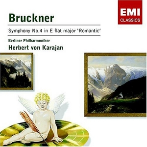 Bruckner: Symphony No.4 In E Flat Major 'Romantic' album cover