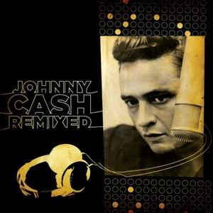 Johnny Cash Remixed album cover