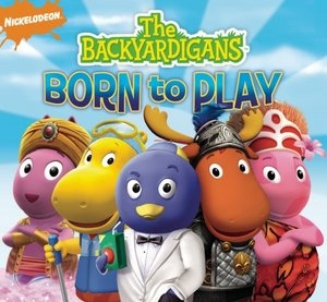Born To Play album cover