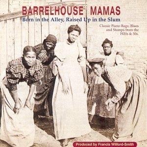 Down in Black Bottom: Barrelhouse Mamas album cover