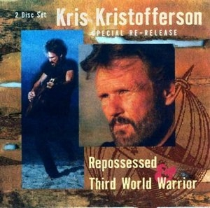 Repossessed; Third World Warrior album cover