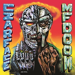 Czarface Meets Metal Face album cover