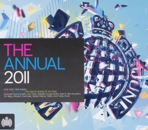Ministry Of Sound: The Annual 2011 album cover
