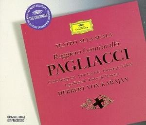 Leoncavallo: Pagliacci album cover
