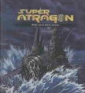 Super Atragon: Metal Pulse Music Edition-TV Sountrack album cover