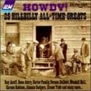 Howdy! 25 Hillbilly All-T... album cover