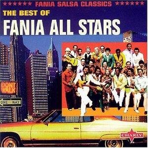 Best Of Fania All Stars album cover