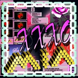 XXXO: The Remixes album cover
