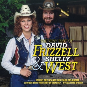 The Very Best Of David Frizzell & Shelly West album cover