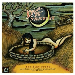 The Fine Print: A Collection Of Oddities And Rarities 2003-2008 album cover