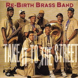 Take It To The Street album cover
