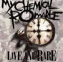 Live And Rare album cover