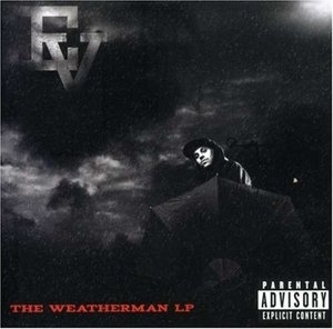 The Weatherman LP album cover
