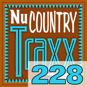 ERG Music: Nu Country Traxx, Vol. 228 (April 2018) album cover