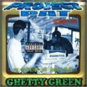 Ghetty Green album cover