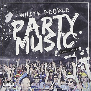White People Party Music album cover