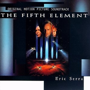 The Fifth Element album cover
