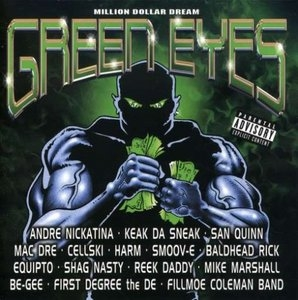 Green Eyes (Million Dollar Dream) album cover