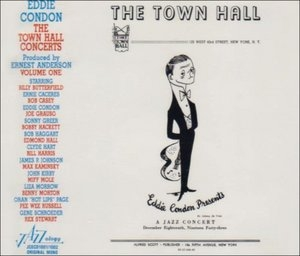 The Town Hall Concerts Vol.1 album cover